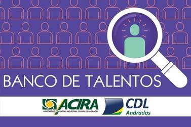 ACIRA disponibiliza vagas de emprego em seu Banco de Talentos