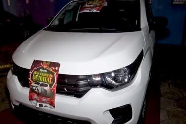 ACIRA sorteia carro prêmio da Mega Campanha de Natal
