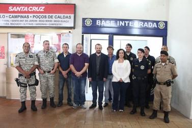 Base Integrada de Segurança Pública é inaugurada em Andradas