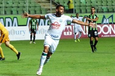 Caldense empata com o América na estreia no Mineiro 2020