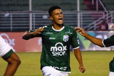 Caldense vence a primeira no Campeonato Mineiro
