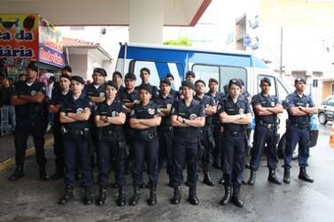 Guarda Municipal de Andradas completa três anos de existência