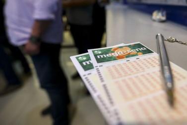 Mega-Sena sorteia grande prêmio nesta quarta-feira