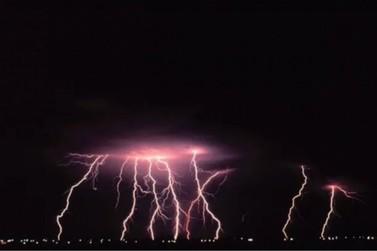 Região deve ser atingida por fortes chuvas até a manhã de sexta-feira