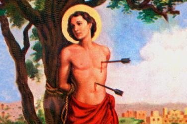 Saiba quem foi São Sebastião, padroeiro de Andradas
