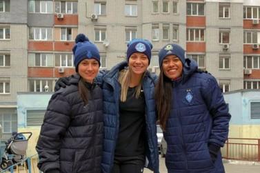 Andradense vai jogar futsal em equipe da Ucrânia