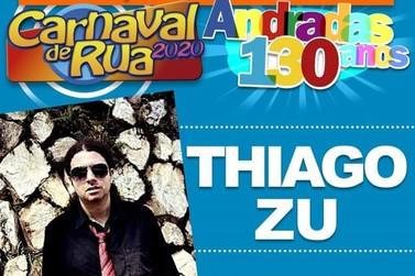 Carnaval 2020 em Andradas chega ao fim nessa terça com atrações gratuitas