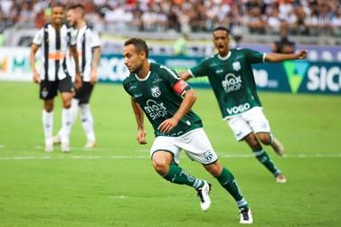 Com gol no fim, Caldense bate o Atlético Mineiro em Belo Horizonte