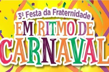 Festa da Fraternidade acontece nesse sábado em Andradas