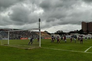 Caldense fica no empate com Patrocinense no Ronaldão