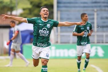 Caldense vence mais uma em casa e assume 2º lugar no Mineiro