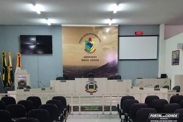 Câmara de Andradas terá sessão fechada ao público nessa terça-feira