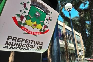 Prefeitura de Andradas anuncia suspensão de provas de Concurso Público