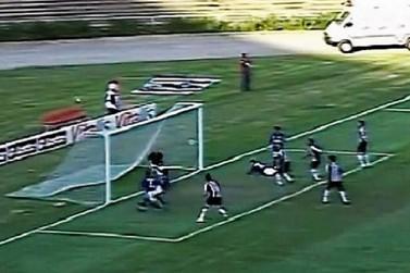 Último jogo do Rio Branco de Andradas completa 11 anos