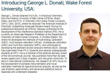 Cientista andradense recebe prêmio nos Estados Unidos