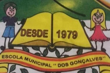 Escola dos Gonçalves realiza entrega de materiais a partir de segunda-feira