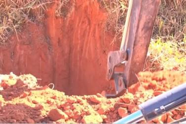 Moradores da zona rural de Andradas reclamam de barreira em estrada