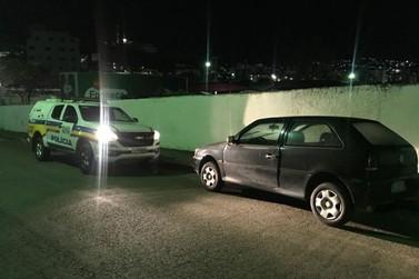 Adolescentes furtam carro usando uma tesoura em Poços de Caldas
