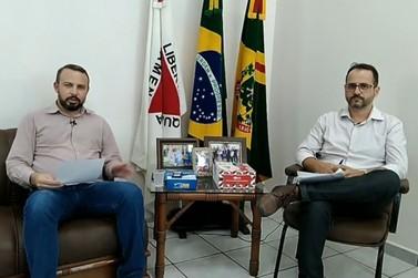 CORONAVÍRUS: Andradas confirma novo caso e tem dois internados