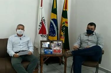 CORONAVÍRUS: Andradas tem queda de monitorados e novo caso confirmado