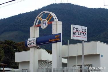 Foragido da justiça é preso pela Polícia Militar em Andradas