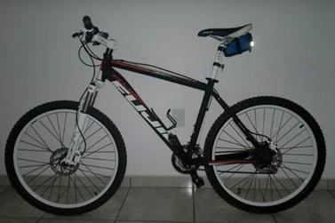 Guarda Municipal apreende jovem com bicicleta furtada em Andradas