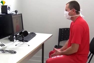 Presídio de Andradas troca visitas por videoconferência