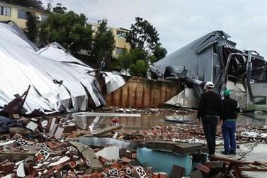 Após estragos no Sul, ventos fortes se aproximam do Sul de Minas