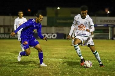 Caldense perde para o Cruzeiro, mas avança para as semifinais