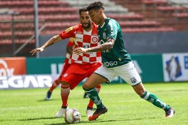 Caldense perde primeiro jogo das semi contra o Tombense