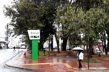 Chuva deve seguir durante o final de semana em Andradas