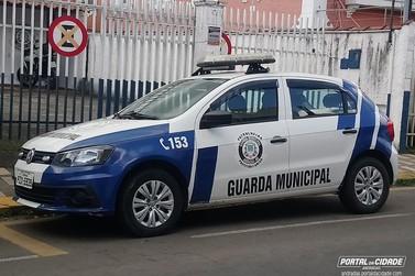 Guarda Municipal prende foragido da justiça em Andradas