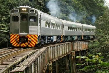 Trem turístico entre Poços de Caldas e Águas da Prata pode ser reativado