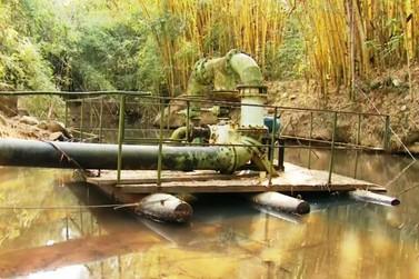 Andradenses enfrentam problema com abastecimento de água