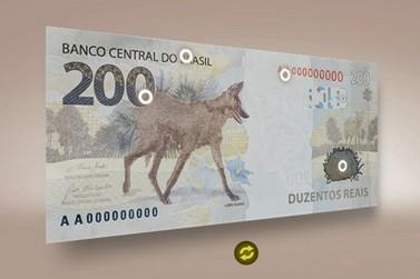 Cédula de R$ 200 entra em circulação nessa quarta-feira