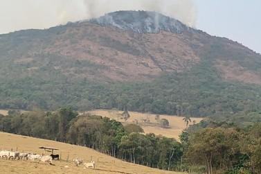 Corpo de Bombeiros divulga balanço final do incêndio na Serra do Caracol