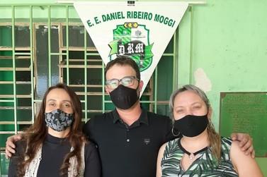E.E. Daniel Ribeiro Moggi, em Andradas, recebe verba para adquirir equipamentos