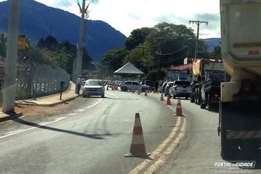 Flexibilização das barreiras sanitárias tem início em Andradas