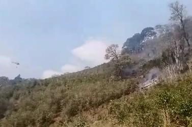 Incêndio na Serra do Caracol destrói mais de 500.000 m² de vegetação