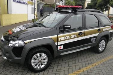 Polícia Civil prende suspeito de abusar sexualmente da enteada por oito anos