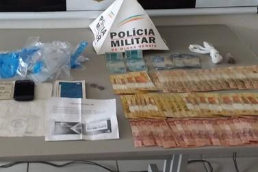 Polícia Civil prende suspeito por tráfico de drogas em Andradas