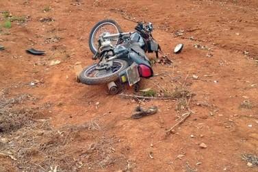 Policial militar morre após acidente com motocicleta na MG-184