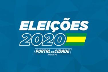Pessoas na faixa dos 30 anos representam maior fatia dos eleitores em Andradas