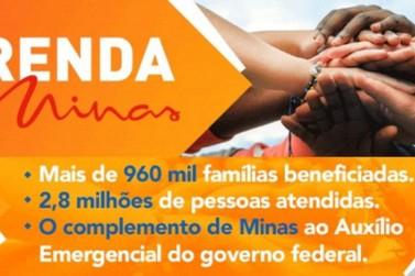 Governo de Minas Gerais dá início ao pagamento do Renda Minas