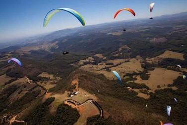 Pico do Gavião recebe Paulista de Parapente 2020 em novembro