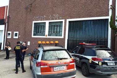 """Polícia Civil realiza operação """"Alma Penada"""" em Poços de Caldas"""