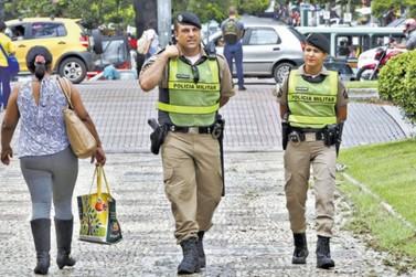 Polícia Militar inicia nessa quinta-feira a Operação Natalina