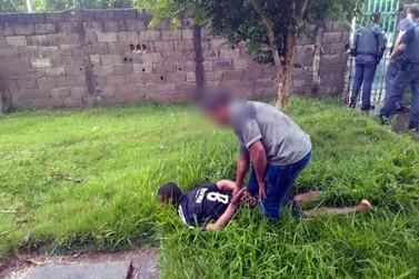Polícia prende suspeito de matar ex-cunhada a facadas em Albertina