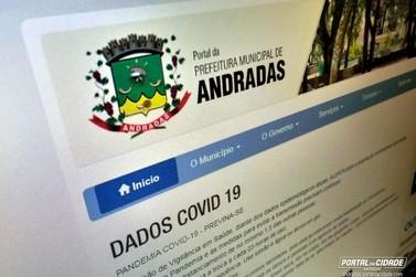 Site da Prefeitura de Andradas agora tem página específica para Covid-19
