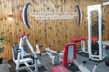 Academia America Gym completa 30 anos